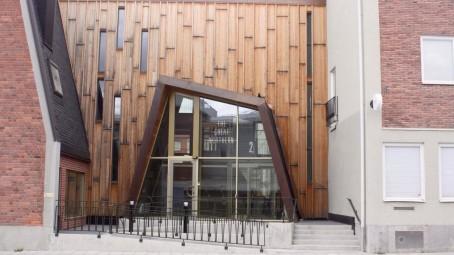 Fint miljöpris till Collage Arkitekter i Skellefteå