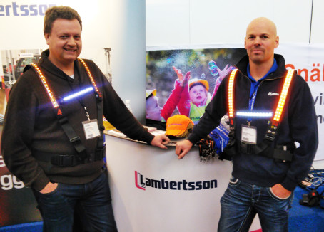 4light at On the Road safety expo