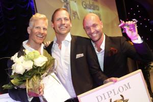 Salads ans Smoothies vinnare Bästa Snabbmål Arla Guldko 2012