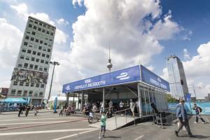 FIA Formula E Berlin ePrix Visa Racebooth