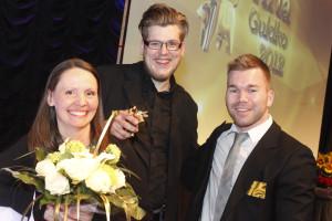 Coop Extra Danderyd vinnare Bästa Matglädjebutik Arla Guldko 2012
