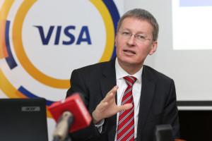Visa Jahrespressekonferenz: 1,5 Mio. Visa-Kreditkarten in Österreich