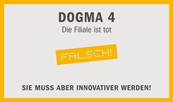 """Digitale Revolution im Retail-Banking"" – Dogma 4: Die Filiale ist tot"