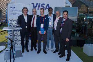 """Visa startet """"Everywhere Initiative"""" für digitales Bezahlen mit Start-up-Wettbewerb in Europa"""