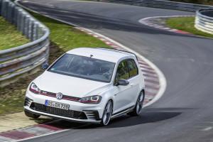 Golf GTI fejrer 40-års jubilæum med 310 hk Clubsport S og omgangsrekord på Nürburgring