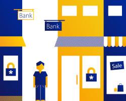 Deutsche vertrauen Banken bei biometrischen Authentifizierungsmethoden der Zukunft