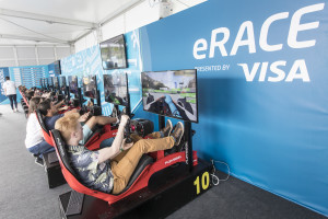 FIA Formula E Berlin ePrix Visa eRace