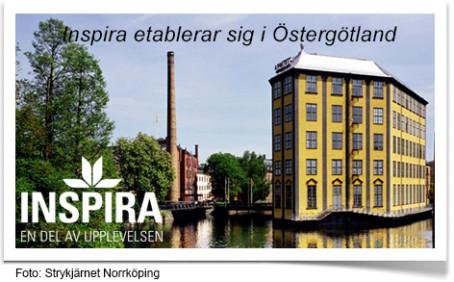 Inspira etablerar sig i Östergötland