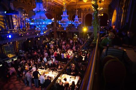 Inspira firar – Berns 17 jan 2014 – Middagen
