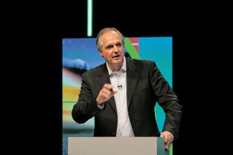 Paul Polman, Unilevers VD, får Göteborgspriset för hållbar utveckling