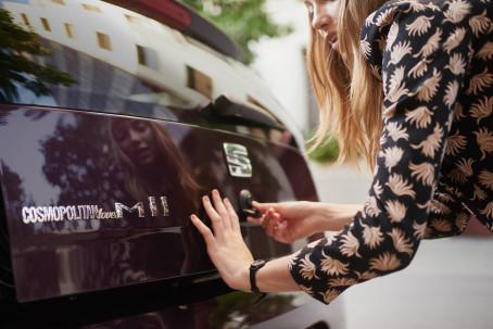 SEAT lancerer specialudgaven Mii Cosmopolitan udviklet af kvinder til kvinder