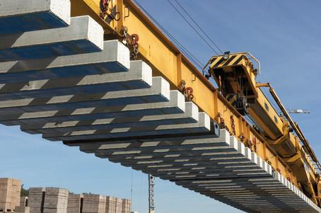 Trafikverket väljer slipermattor från Christian Berner AB