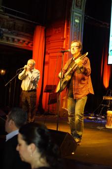 Inspira firar – Berns 17 jan 2014 – Kvällens första uppträdande
