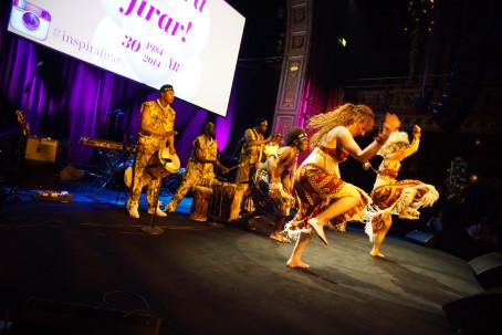 Inspira firar – Berns 17 jan 2014 – Dags för dans!