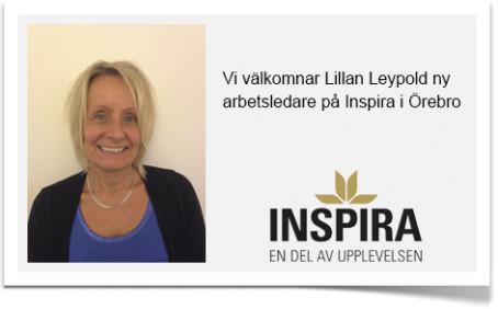 Ny arbetsledare i Örebro