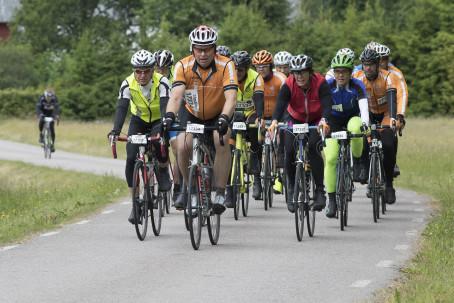 18 383 cyklister tog sig runt Vättern