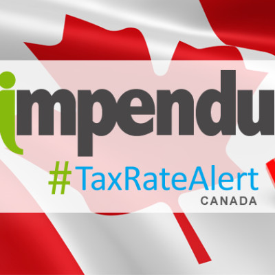 Tax Alert - Canada - Newfoundland & Labrador Rate Increases