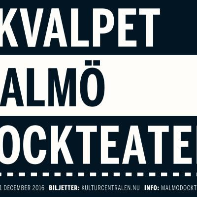 """Malmö Dockteater ger urpremiären av """"Skvalpet"""" - ett nyskrivet dockkammarspel för vuxna i skala 1:18"""