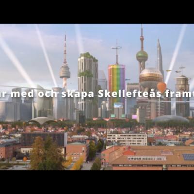 Skellefteå kommuns rekryteringskampanj för lärare är nominerad i Magnet Awards