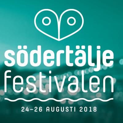 Södertäljefestivalen presenterar årets headline-artister