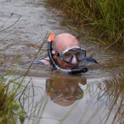 Openreach take on bog snorkelling