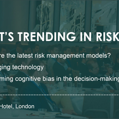 COMRISK 2018 - Global Commodity Risk Management Forum | 29-31 May | London, UK