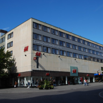 Clarion Collection Hotel Etage