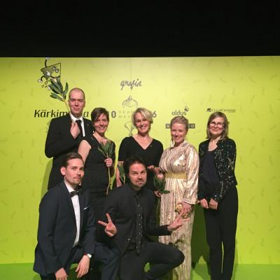 Avaus receives Golden Award for pro bono campaign #promise2listen