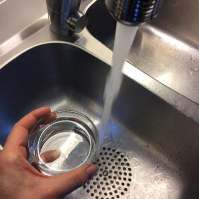 Nacka bäst på att hushålla med vatten