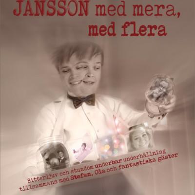 Stefan Jansson: Jansson med mera, med flera