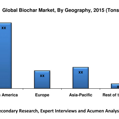 Global market for biochar is expected to reach the market value of over $15 million by 2023