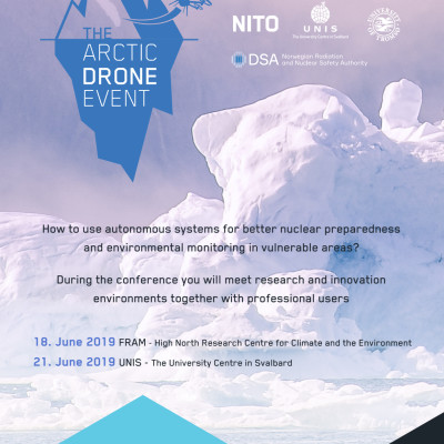 PROGRAM Arctic Drone Event 2019 Tromsø