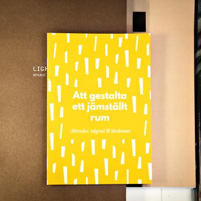 White lanserar bok om normkritiska metoder inom inredningsarkitektur