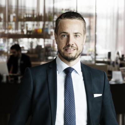 Henrik Berghult skal lede Stockholms største hotell