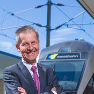 WESTbahn CEO to speak at International Railway Summit