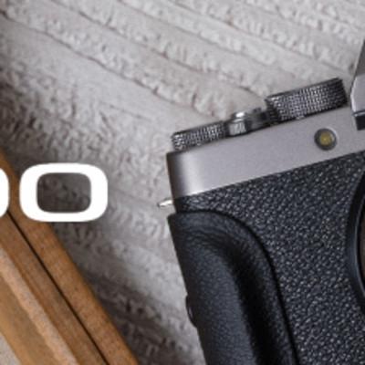 FUJIFILM X-T100 - Visa mig din värld!
