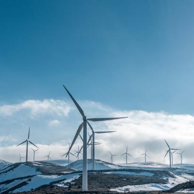 Ny rekord for nordisk vindkraft