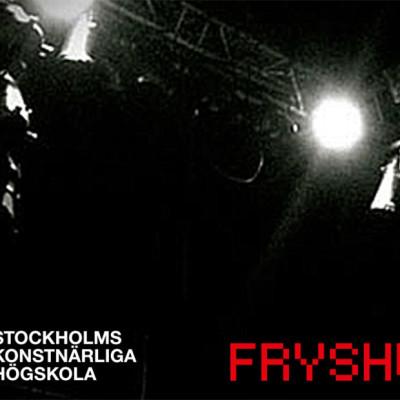 Ny kurs på Stockholms dramatiska högskola/StDH i samarbete med Fryshuset