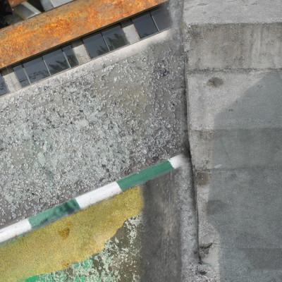 Utställning av Paula Urbano på konsthallen i Haninge kulturhus.