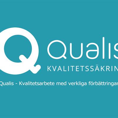 Skogsgläntans förskola i Hudiksvall är Qualiscertifierad efter sin första granskning