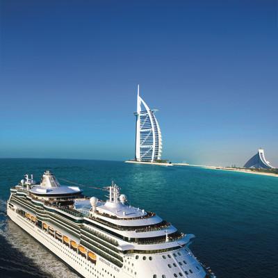 Royal Caribbean International introduserer Dubai i sitt cruise program igjen