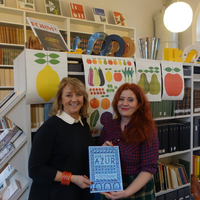 Formgivaren Lotta Kühlhorn vinner Best Design av kokböcker i Sverige 2017
