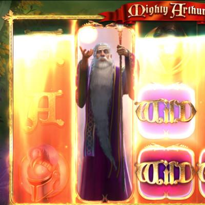 Quickspin julkaisee uuden Mighty Arthur pelin