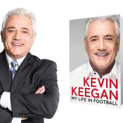 """Kevin Keegan, engelsk fotballs første Superstjerne, deler """"Inside Stories"""" fra scenen på Ole Bull i Bergen"""