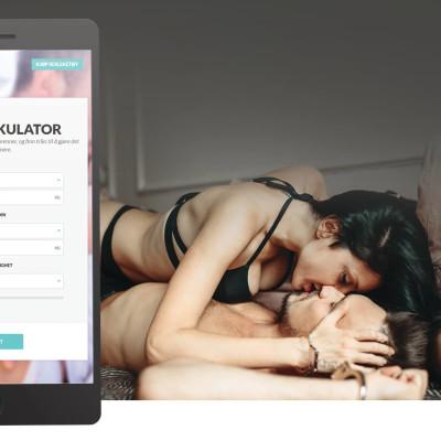 Forbrenn kalorier med sex
