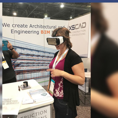 XS CAD Demo Virtual Reality for MEP and Architectural Projects
