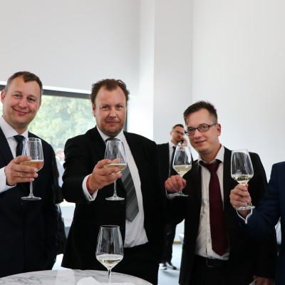 Swantech i Bergen mottar Red Dot Award