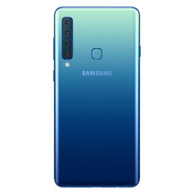 Samsung Galaxy A9 først med fire bakre kameraer