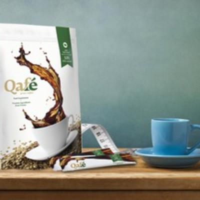 Green coffee Qafe from QNET /QNET представил новый продукт - зеленый кофе Qafe!