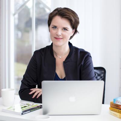 Eva Ludvigsen författare till Handbok för nybörjare - typ 1 diabetes